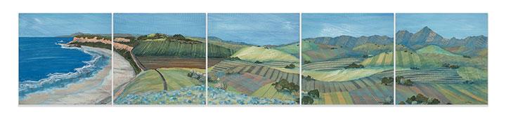 5-panel-Carson-Hospital-24x24-each-Ann-Munson