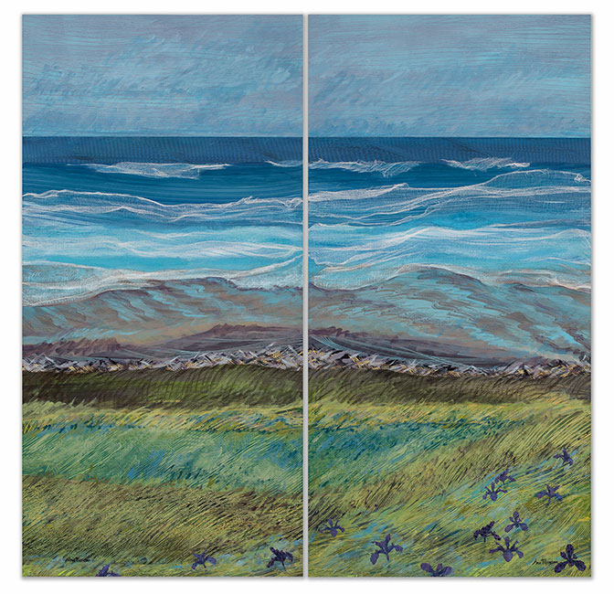 View-of-the-Waves-diptych-48x48-Ann-Munson