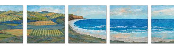 5-panel-orange-sky-36x36-each-Ann-Munson