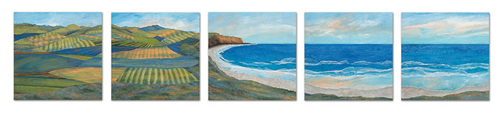 5-panel-orange-sky-36x36-each-Ann-Munson
