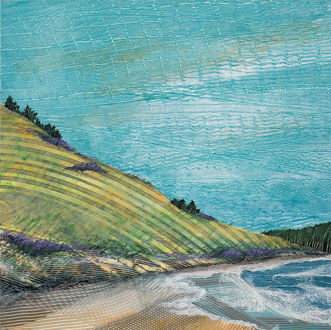 Beach-on-Whidbey-16x16Ann-Munson