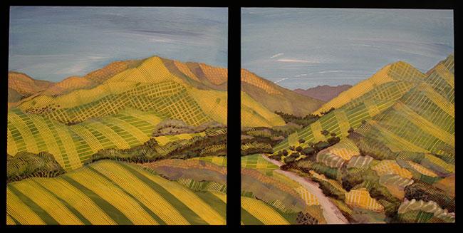 California-Mt.-diptych.-Ann-Munson