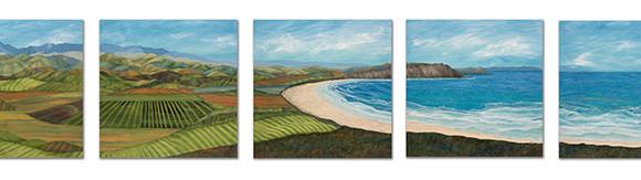 5-panel-Torrance-Memorial-36x36-each-Ann-Munson